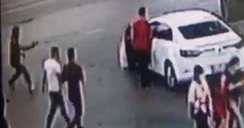 Fatih'te cami çıkışı silahlı saldırı