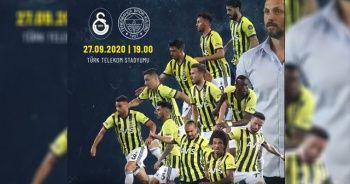 Fenerbahçe'den Galatasaray derbisi paylaşımı