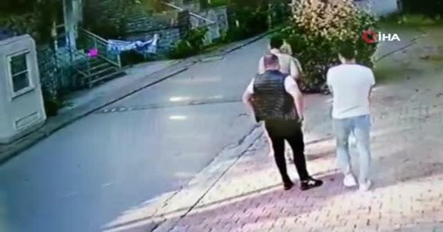 Halil Sezai'nin saldırı görüntüleri ortaya çıktı