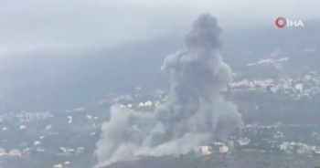 """Hizbullah kaynakları: """"Lübnan'da patlama mayınların toplandığı merkezde yaşandı"""""""