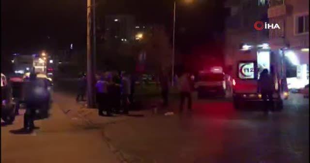 Kayseri'de silahlı kavga: 2 yaralı