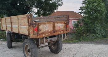 Traktörüyle seyir halindeyken arı soktu, hayatını kaybetti