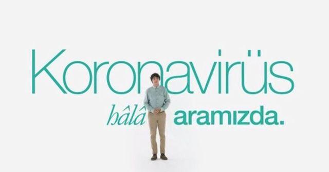 Sağlık Bakanlığından koronavirüse karşı yeni kamu spotları