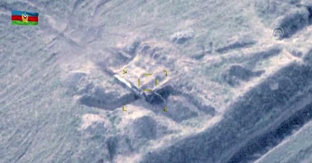 Ermenistan zırhlısı böyle imha edildi