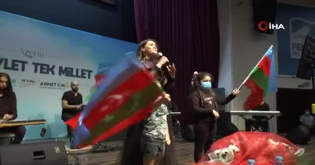 Azerin: Karabağ'da Azerbaycan bayrağını dalgalandıracağız