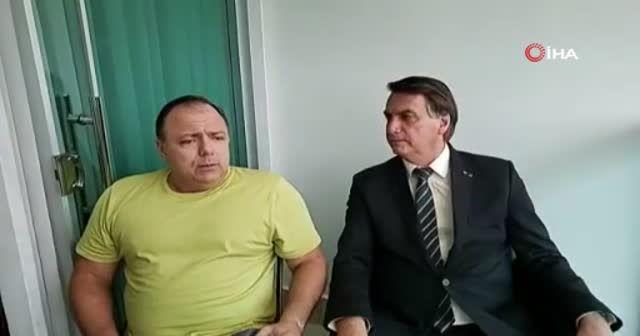 Bolsonaro koronavirüsü yine umursamadı