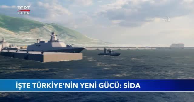 İşte Türkiye'nin yeni gücü: SİDA
