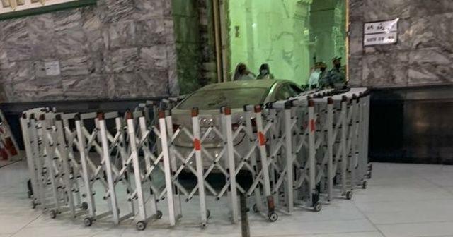 Mescid-i Haram'da kaza