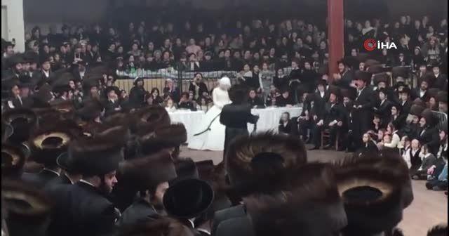 7 bin kişilik düğüne tepki yağdı