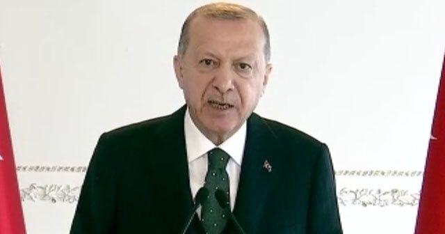Cumhurbaşkanı Erdoğan, Arınç'la görüşmesini anlattı