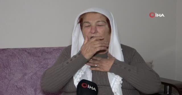 Gasp dehşeti yaşayan yaşlı kadın o anları anlattı