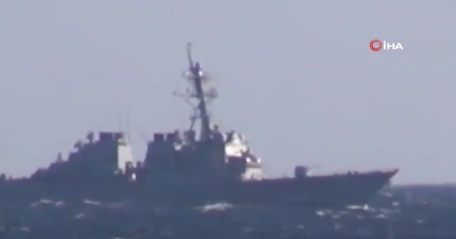 Japon Denizi'nde ABD-Rusya gerilimi