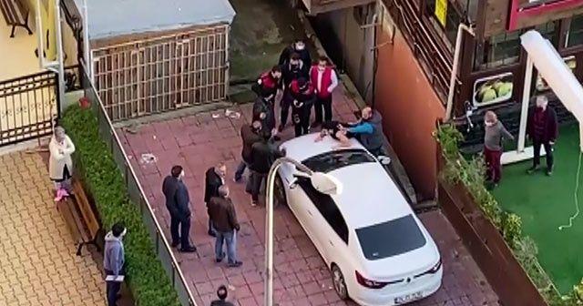 Şarkıcı Bulut Duman'a saldırıda yeni görüntüler