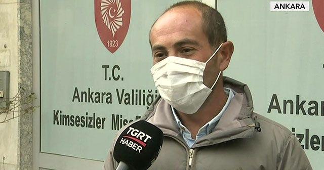 Emniyetin özür dilediği Ali Çiftçi TGRT Haber'e konuştu
