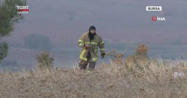 Evde öldürüldü, ormanda yakıldı