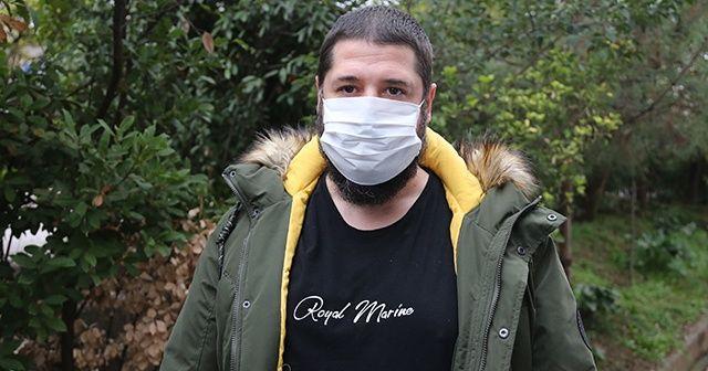 Koronavirüse yakalanan kardeşi sokağa çıkınca polise şikayet etti