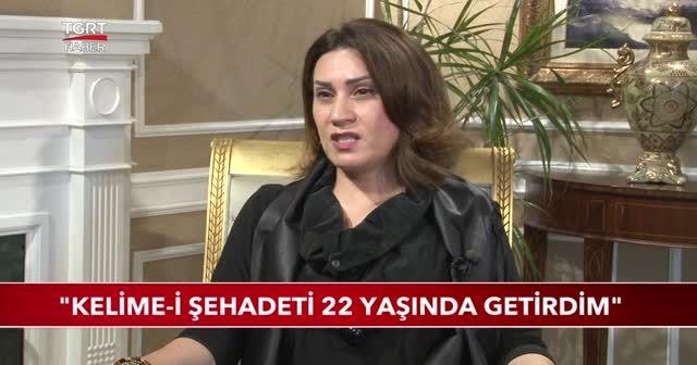Azerin Hayatıyla İlgili Bilinmeyenleri TGRT Haber'e Anlattı