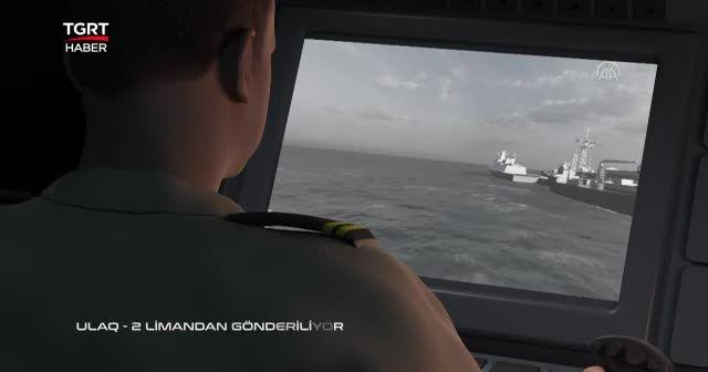 Mavi Vatanın gözcüsü 'SİDA' denize iniyor
