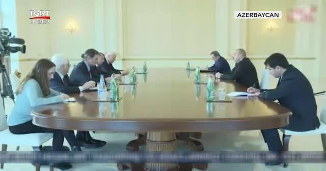 Minsk Grubu heyetini kovmaktan beter etti