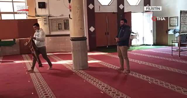 Gazze Şeridi'nde camiler açıldı