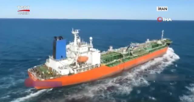 İran, Güney Kore tankerine el koydu