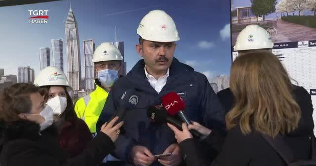 İstanbul Finans Merkezi yıl sonuna hazır