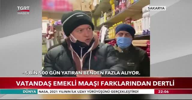 Akşener Sakarya'da esnafı ziyaret etti