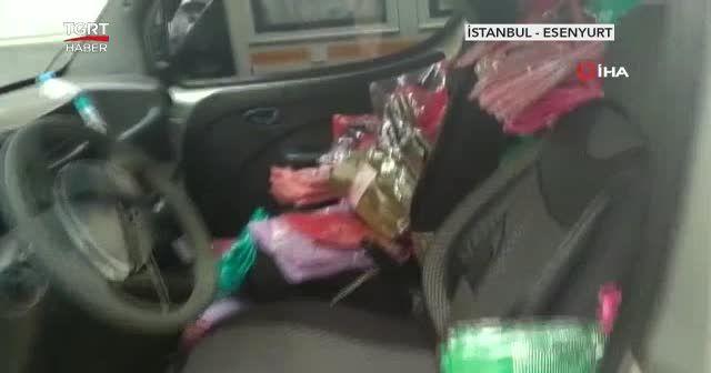 Çaldıkları malları satarken yakalandılar