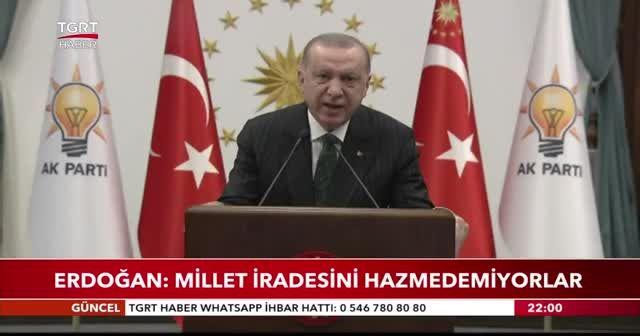 Cumhurbaşkanı Erdoğan: 2023'te seçimi tekrar kazanacağız