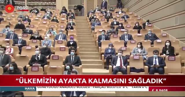 Cumhurbaşkanı Erdoğan: İlk etapta 50 milyon doz aşı gelecek