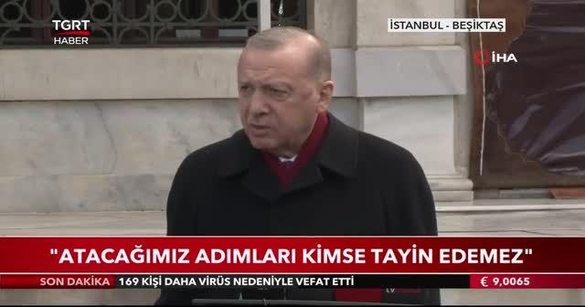 Cumhurbaşkanı Erdoğan: S-400'lerin 2. Paketi görüşmesi ay sonu