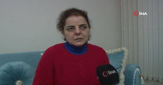 Depremde annesini kaybetti! Geriye bir tek videosu kaldı