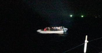 Göçmenler böyle Türk kara sularına itildiler