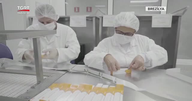 İki korona aşısına onay çıktı