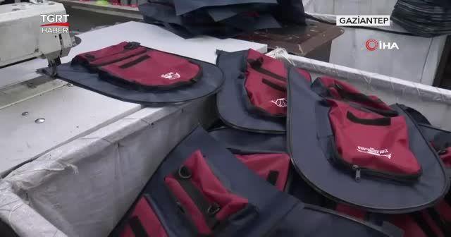 Okul çantaları depolarda kaldı