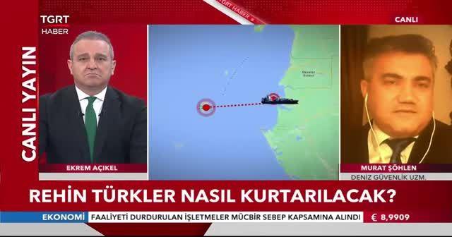 Rehin alınan Türkler nasıl kurtarılacak?