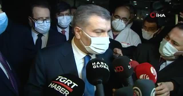 Sağlık Bakanı Koca: Salgından kurtulabilmenin tek yolu aşı