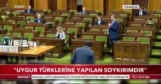 """""""Uygur Türklerine yapılan soykırımdır"""""""