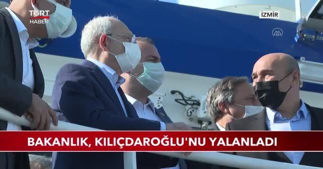Bakanlık, Kılıçdaroğlu'nu yalanladı