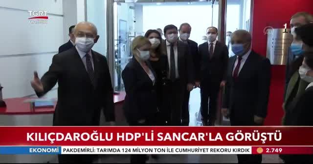 HDP'den CHP'ye
