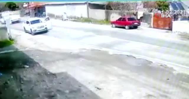 Jandarma faciayı önledi