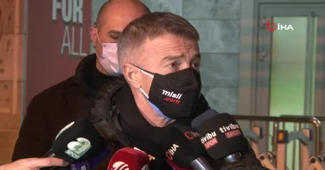 Ahmet Ağaoğlu'ndan Fenerbahçe açıklaması
