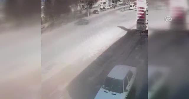 Drift yapan sürücüye 10 bin lira ceza