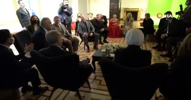 Hollywood yıldızlarından Erdoğan'a doğum günü sürprizi