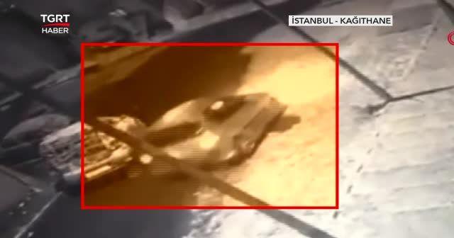 İstanbul'da korkutan kaza