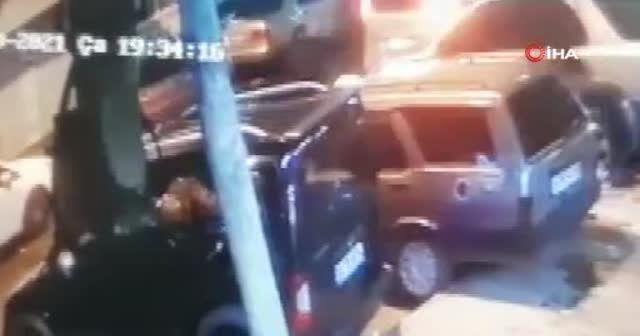 İstanbul'un göbeğinde silahlı saldırı