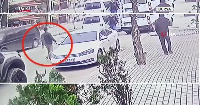 Trafikte tartıştığı kişiye kurşun yağdırdı