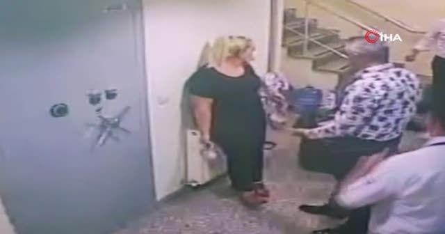 Müdürün başına silah dayadığı kadın konuştu