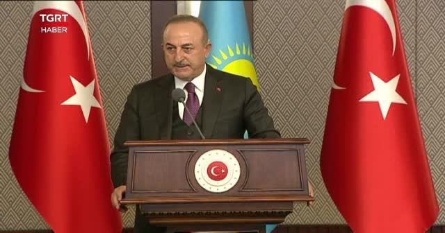 Bakan Çavuşoğlu: Doğu Akdeniz teklifimize AB cevap vermedi