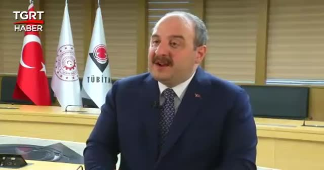 Bakan Mustafa Varank TGRT Haber'de
